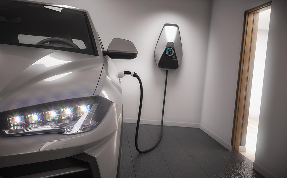 Residential - Trademark Electrical Contractors - ev-electric-charger-home-installation